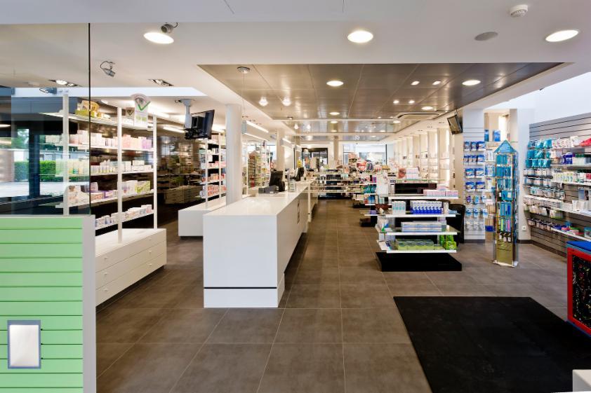 Inicio Reformas De Farmacia Mobiliario Y Dise O